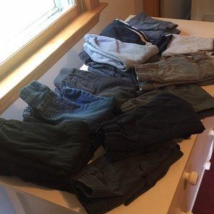 Huge lot of 2t pants !